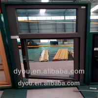 new style made in china aluminium side opening window