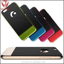 2015 mobile accessories custom Ultra-thin design Tpu pc mobile phone cover cell phone case for iphone 6 plus
