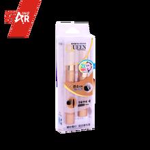 Winningstar Top Quality Extension Lash long lasting Lengthening Unique Thick Black Fiber Lash Mascara