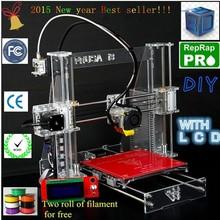 2015 popular product big builder 3d,3d printing technology,color 3d printer
