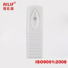 Sensitivity Adjusted Indoor Window Vibration Sensor Alarm