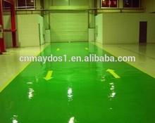 Anti Static Epoxy Floor Paint Coating for Electronic Workshops,Powder Room