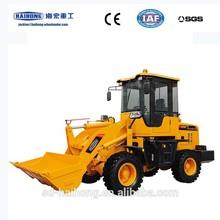Haihong ZL10 CTX10(915) 1.0 Ton Front End Loader Price/Wheel Loader China/Fork Loader