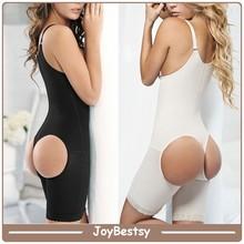 Lady Sexy Open Bust Tummy Control Waist Cincher Ann Chery Butt Lifter Underwear Shaper Lingerie