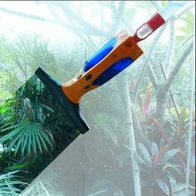 Convenient handled carried lightweight window cleaner