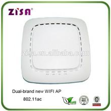 2.4/5GHz 802.11ac WiFi 1.2Gbps Celling Mount Access Point AP/CPE/wireless WIFI AP