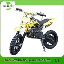 cheap gas powered 49cc dirt bike for kids / SQ-DB01