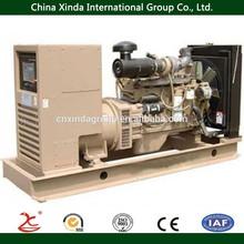 Water cooled overhaul 10000 hours Land use Weichai diesel generator