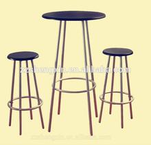 round metal bar stool chairs
