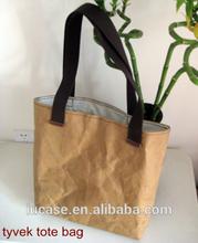 hot selling custom printed tyvek paper bag for shopping