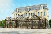sunroom / glass room / green house