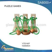 Quebra-cabeça de madeira padrões jogo de Puzzle para criança
