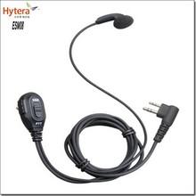 PTT-ON-MIC-ear headphone ESM08 for TC-500 TC-600 TC2100H TC1600 walkie talkie