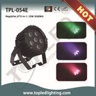 High Quality 6*5-in-1 10W RGBWA LED Par Light