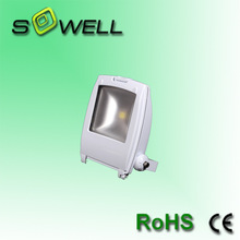 10W 1000lumen 393*285mm Glass cover aluminum body CE/GS outdoor COB LED flood lights