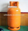 2015 novo estilo de cozinha cilindro de gás 12.5 kg glp cilindro de gás