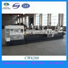 hot sale CW6280 800m swing Dia. combination lathe milling machine