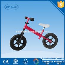 top quality hot sale small wheel kid balance bike