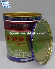 4.7gallon general metal pail