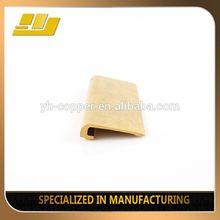 sale fast custom made pen clips in copper alloy profiles
