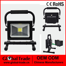 20w SMD Rechargeable Flood Light Portable Hi Power White LED Work Light Flood Light USB IP65 A0119