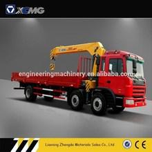 XCMG SQ8SK3Q 8 Ton Hydraulic Crane