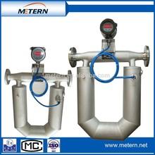MTCMF coriolis mass flow meters/digital flow totalizer