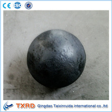 Decorative wrought hollow steel ball forging cast iron ball