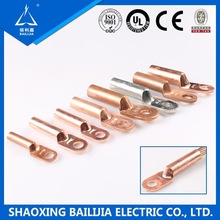 Electrical Bimetal Copper Cable Lug For Power System