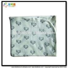BKD 100% organic cotton children blanket