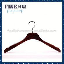 FWH52920 antique wooden hangers/hanger racks/pants hangers clamp