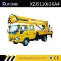 xcmg 21m articulado camión aérea con la cesta