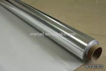 aluminum foil laminate to PE woven fabric
