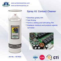 Aristo spray 61 contact cleaner