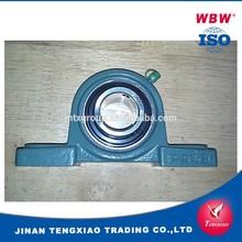 Adjustable pillow block bearings UCP206