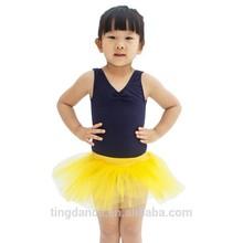 D022-6 colourful girls' ballet tutu skirt