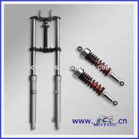 SCL-2012100075 spare part for motorcycle Front fork comp for BAJAJ BOXER BM100