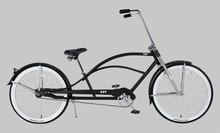2015 New design 26 inch chopper cruise bike al alloy bicycle