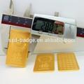 مخصص عملات معدنية مطلية بالذهب