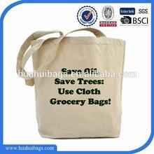 Promotional cheap printed cloth shopping bag