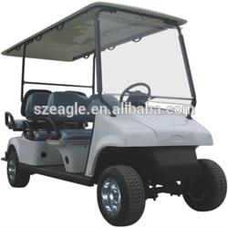 6 seats battery powered golf car, LSV vehicle, Eg2046ksf