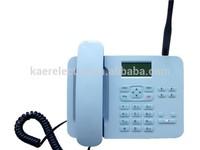 3G WCDMA fixed wireless desktop phone KT1000(135)
