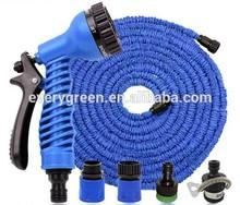 7 function nozzel 25ft/50ft/75ft/100ft Flexible garden water hose