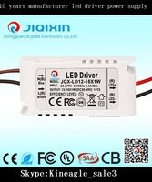 Wholesale factory! 95% High PFC 40W plastic case led driver with UL,PSE,CQC,SA