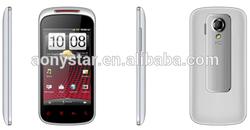 "mobile phone supplier 4.0"" Spreadtrum SC6531dual card dual standby PDA phone"
