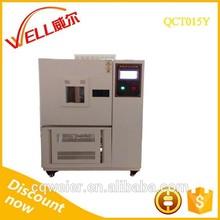 Well one year warranty hot sale laboratory ozone machine and refrigeration equipment aging test machine