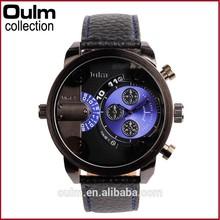 Oulm bracelet watch, japan movement quartz watch for wholsale