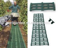 plastic Instant Home Garden tracks path