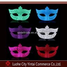 Wholesale plain masquerade mask,Mask carnival,Half Face Party Masquerade mask