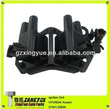 Rear Ignition Coil For Hyundai Accent Click Excel Dodge Verna 2730122600 2731026600 2731022600